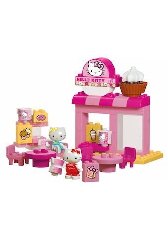 BIG Spielbausteine »BIG-Bloxx Hello Kitty Café«, (45 St.) kaufen