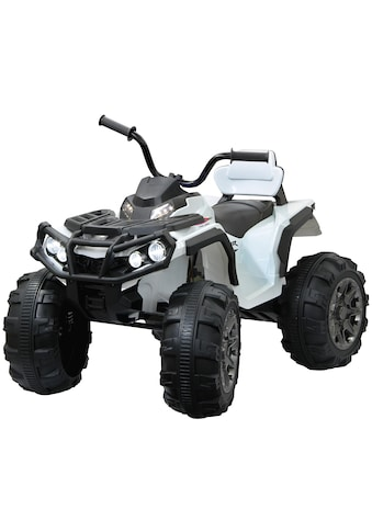 JAMARA KIDS Elektroauto »Ride - on Protector Quad«, weiß kaufen