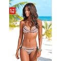 LASCANA Push-Up-Bikini-Top »Wintu«