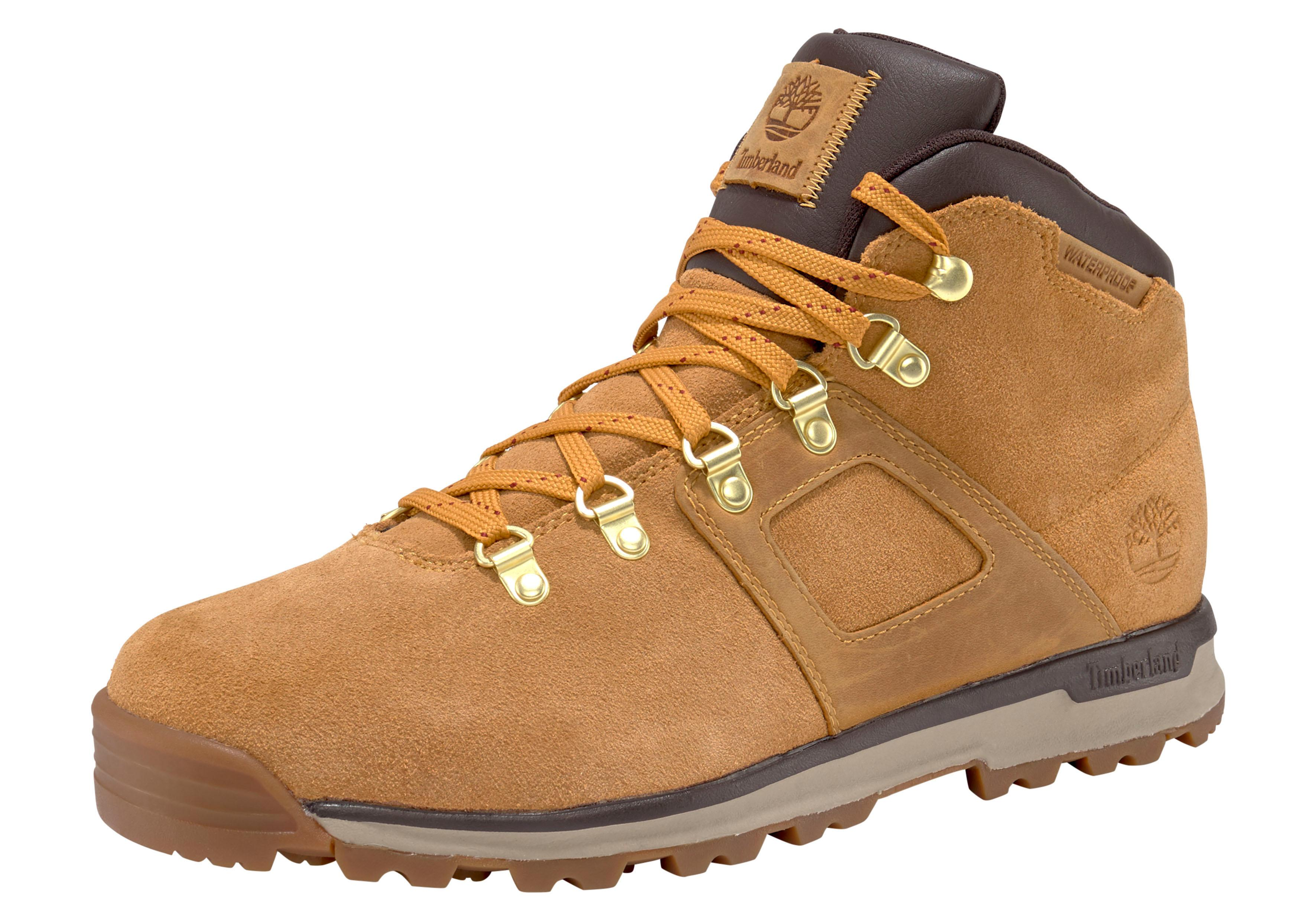 Timberland Schnürboots GT Scramble Mid Leather W | Schuhe > Boots > Schnürboots | Timberland