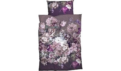 CASATEX Bettwäsche »Moena«, mit floralem Dessin kaufen