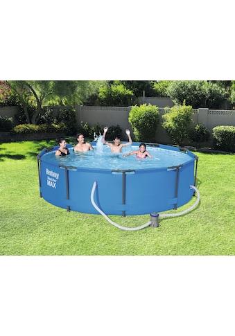 Bestway Pool »Steel Pro MAX Frame Pool« kaufen