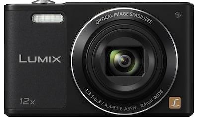 Panasonic »DMC - SZ10EG« Superzoom - Kamera (12x optischer Zoom (KB: 24 - 288mm), 16 MP, 12x opt. Zoom, WLAN (Wi - Fi)) kaufen