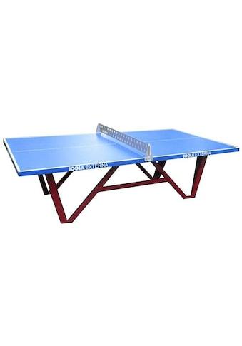Joola Tischtennisplatte »Externa«, (8 tlg.), Das Netz ist nicht im Lieferumfang enthalten kaufen