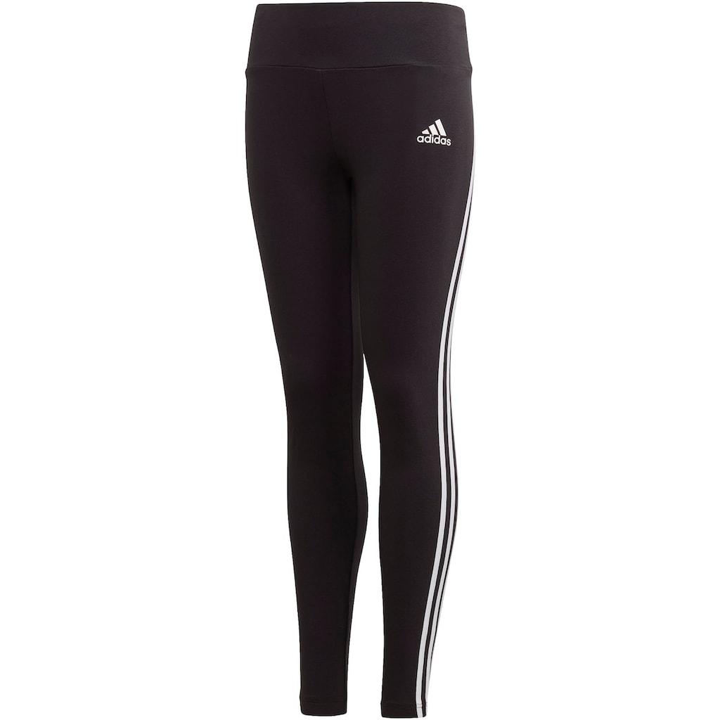 adidas Performance Leggings »GIRLS 3 STRIPES TIGHT«