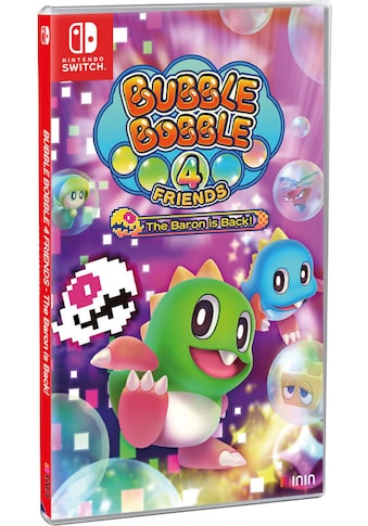Bubble Bobble 4 Friends: The Baron is Back! Nintendo Switch kaufen