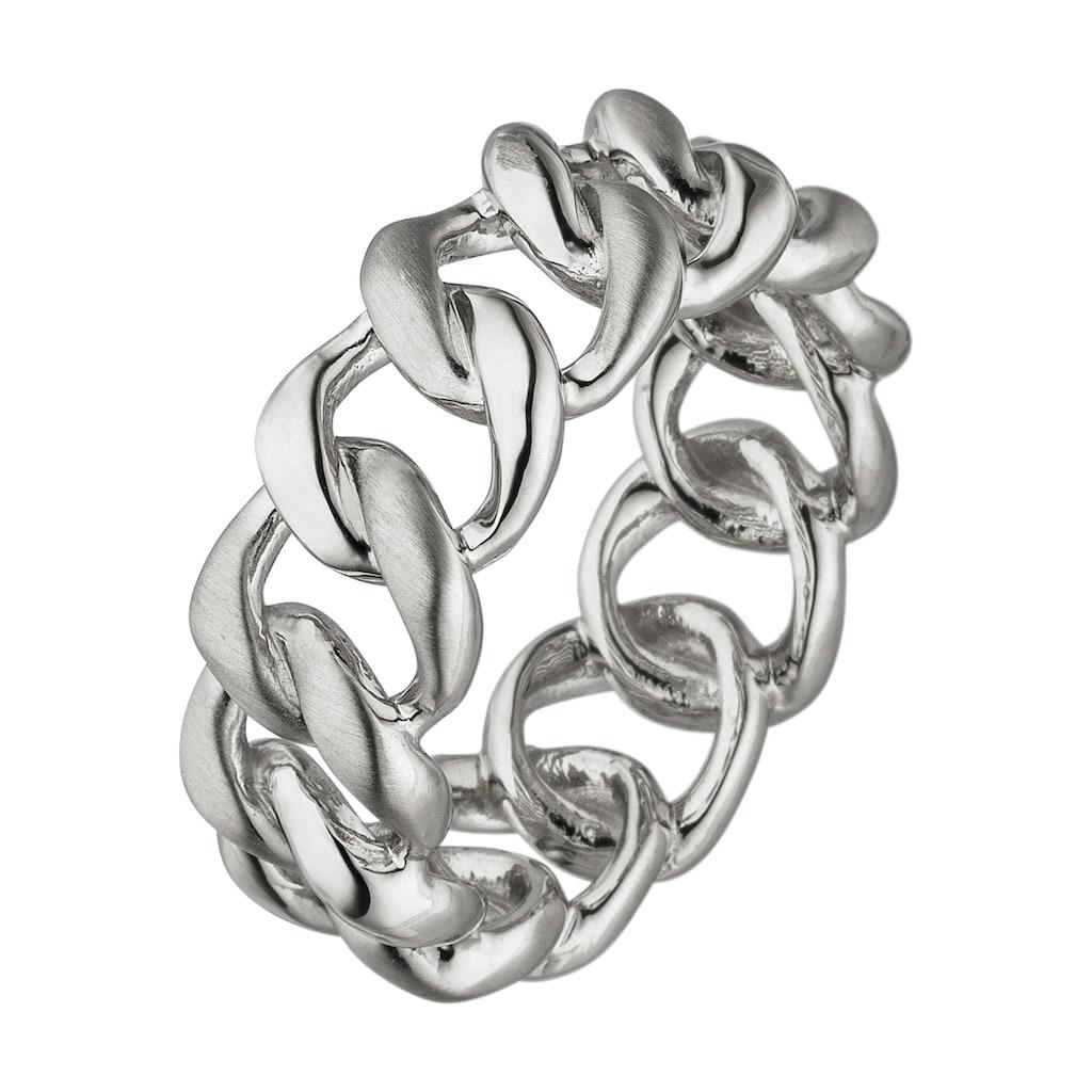 JOBO Fingerring »Kettenring«, 925 Silber