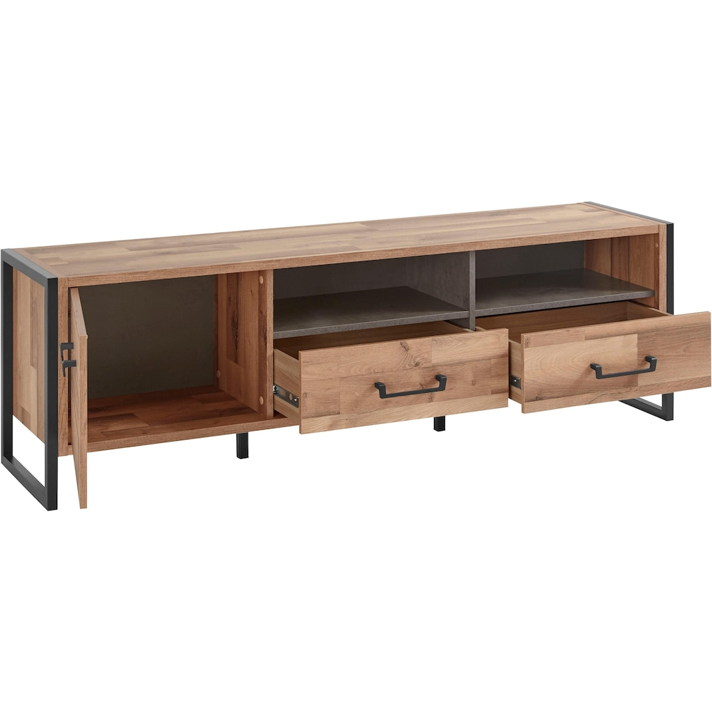FORTE Lowboard, Breite 169 cm