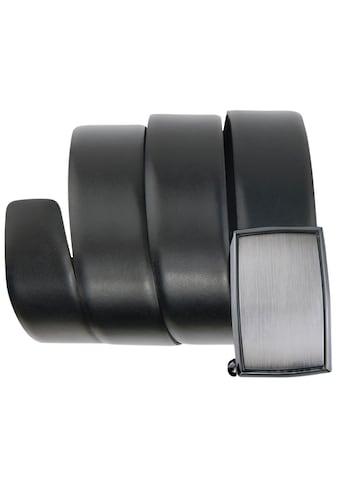 BERND GÖTZ Koppelgürtel, mit eleganter, gebürsteter Schließe kaufen