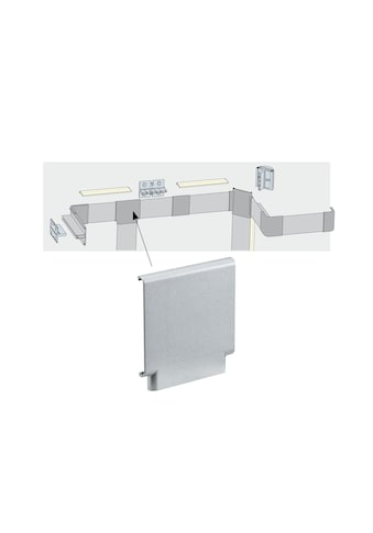 Paulmann LED - Streifen »Duo Profil T - Cover 2er Pack Alu matt, Kunststoff Alu matt, Kunststoff« kaufen