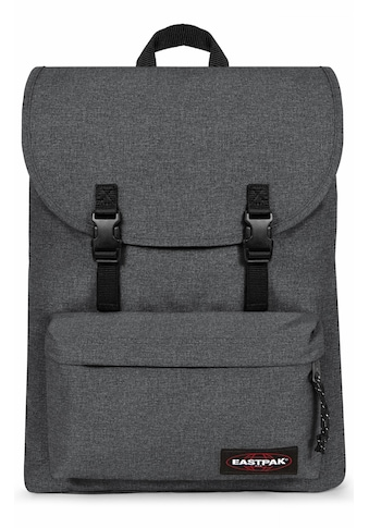Eastpak Laptoprucksack »LONDON+, Black Denim« kaufen