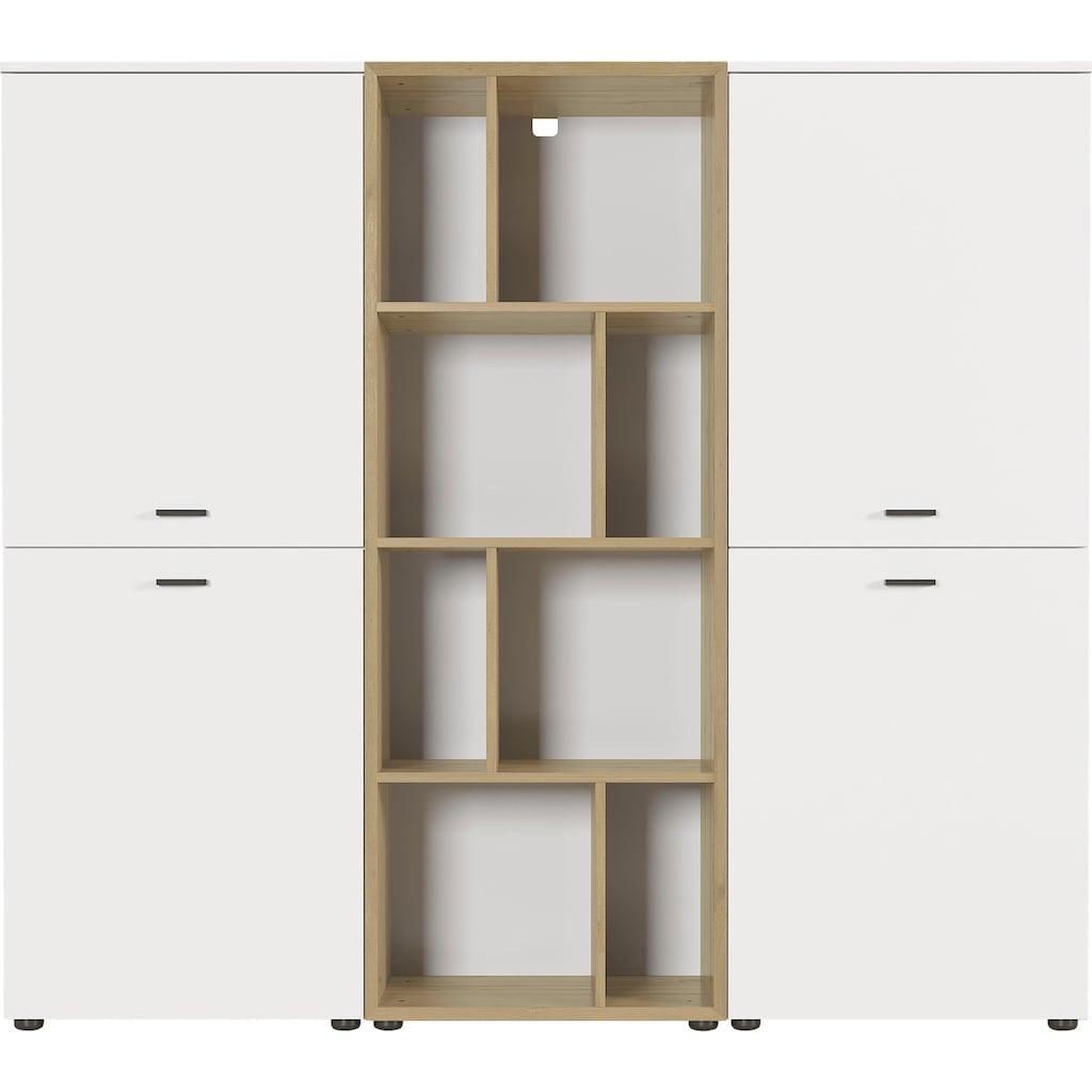 GERMANIA Highboard »Coruna«, Breite 162 cm