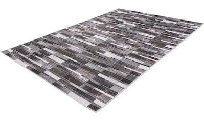 Obsession Teppich »My Bonanza 520«, rechteckig, 5 mm Höhe, Flachgewebe, bedruckt,... kaufen