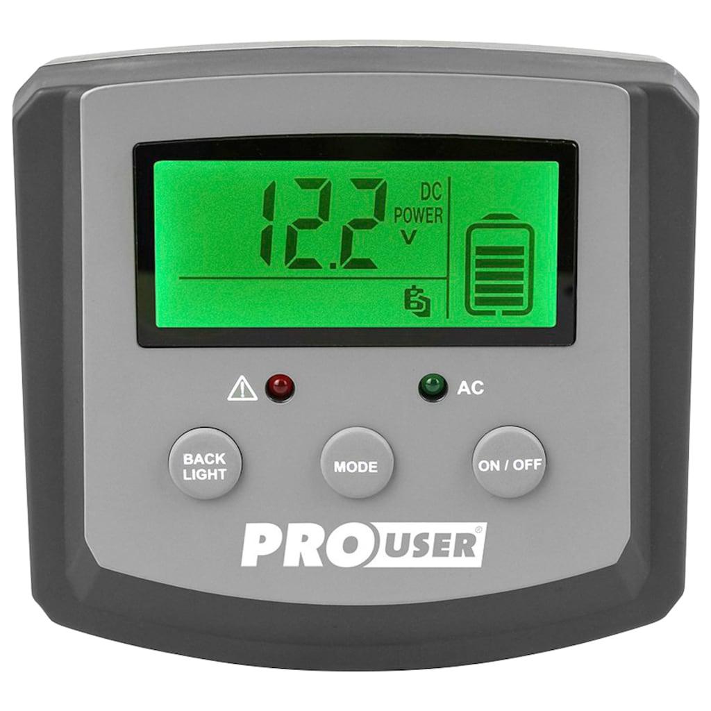 PROUSER Spannungswandler »Sinus PSI1000TX«, 12 V/DC - 230 V/AC, 1000 W