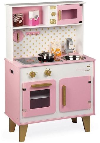 Janod Spielküche »Candy Chic«, mit Licht und Sound kaufen