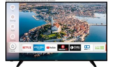 """Hanseatic LED-Fernseher »58H600UDS«, 146 cm/58 """", 4K Ultra HD, Smart-TV, HDR10, Gratis: 6 Monate HD+ im Wert von 34,50€ kaufen"""