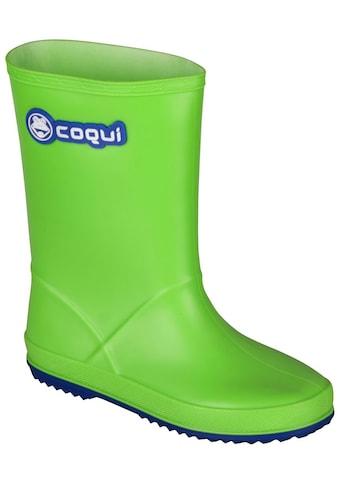 Coqui Gummistiefel in Trendfarben »Rainy« kaufen