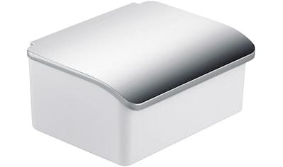 KEUCO Feuchttücherbox »Elegance«, mit Porzellanbehälter, Wandmontage kaufen