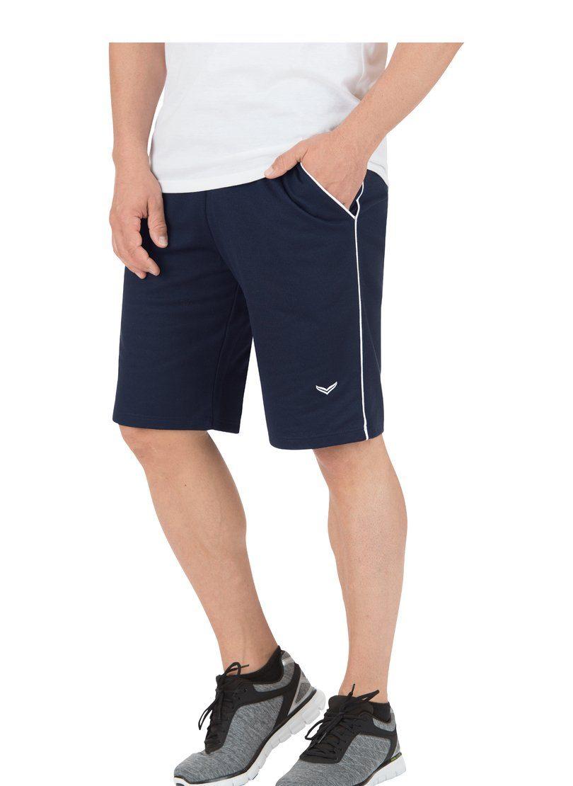 Trigema Shorts mit Paspel Herrenmode/Große Größen/Hosen