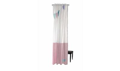 HOMING Vorhang »Flags«, HxB: 245x140 kaufen