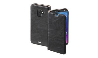 Hama Booklet Handy Smartphone Tasche Hülle Samsung Galaxy J6 »Guard Case« kaufen