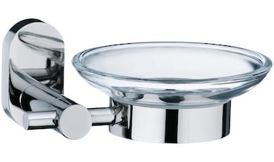 KELA Seifenschale »Lucido«, Edelstahl 18/10 glänzend, 11,5 x 7,5 x 6 cm kaufen