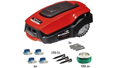 Einhell Rasenmähroboter »FREELEXO+ LCD Kit« kaufen