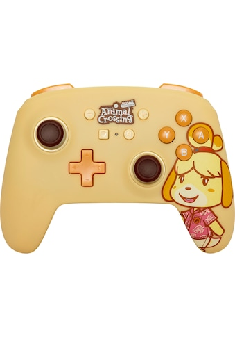 PowerA Gaming-Controller »Nintendo Switch Controller Isabelle Kabelgeunden« kaufen