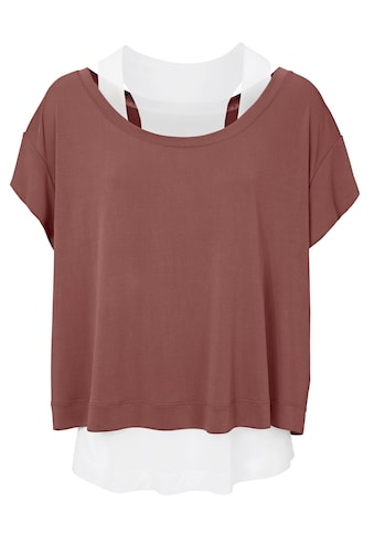 Shirt Two-in-one-Look kaufen