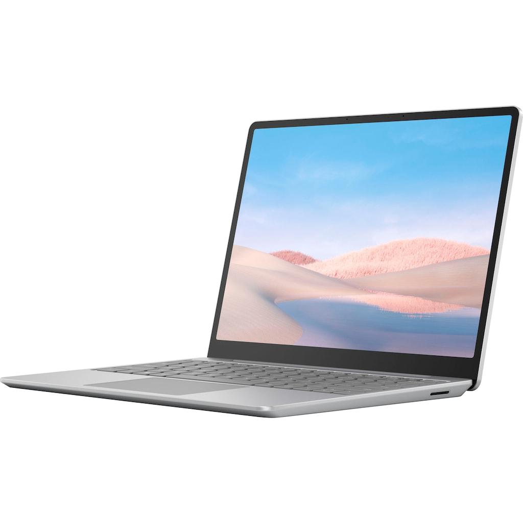"Microsoft Notebook »Surface Laptop Go i5 256/8GB«, (31,5 cm/12,4 "" Intel Core i5 UHD Graphics\r\n 256 GB SSD)"