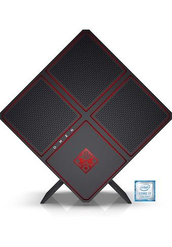 OMEN X 900 - 156ng Gaming - PC »Intel Core i7, 512 GB SSD + 2 TB HDD, 32 GB« kaufen