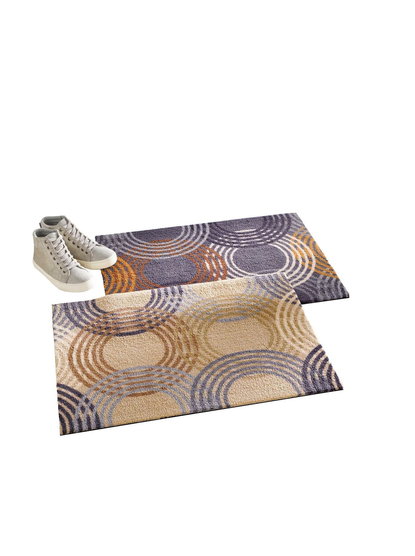 Schmutzfangmatte beige Diele Flur Teppiche, uni