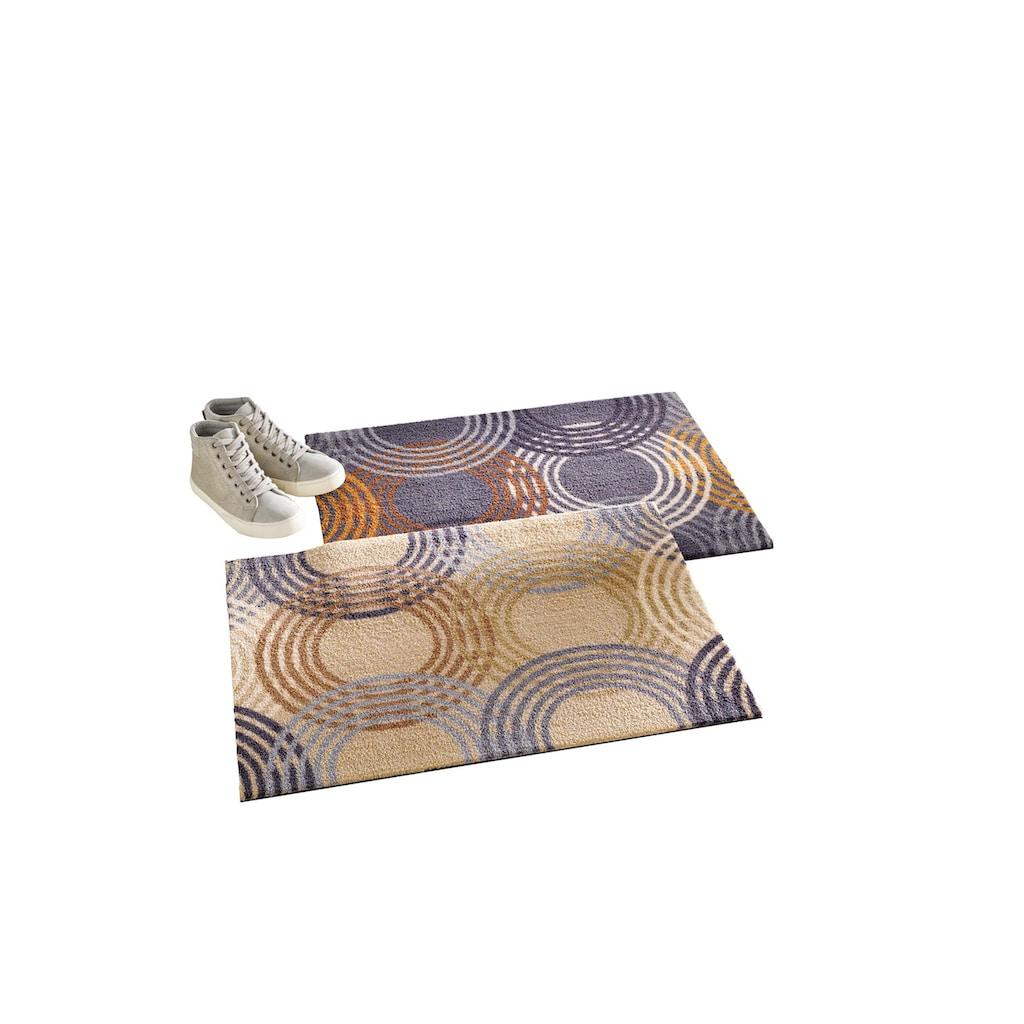 Fußmatte, rechteckig, 7 mm Höhe
