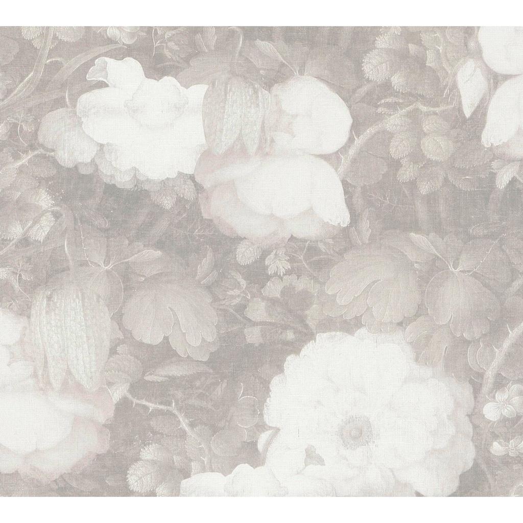 living walls Vliestapete »Metropolitan Stories Anke & Daan Amsterdam«, floral-geblümt, mit Blumen