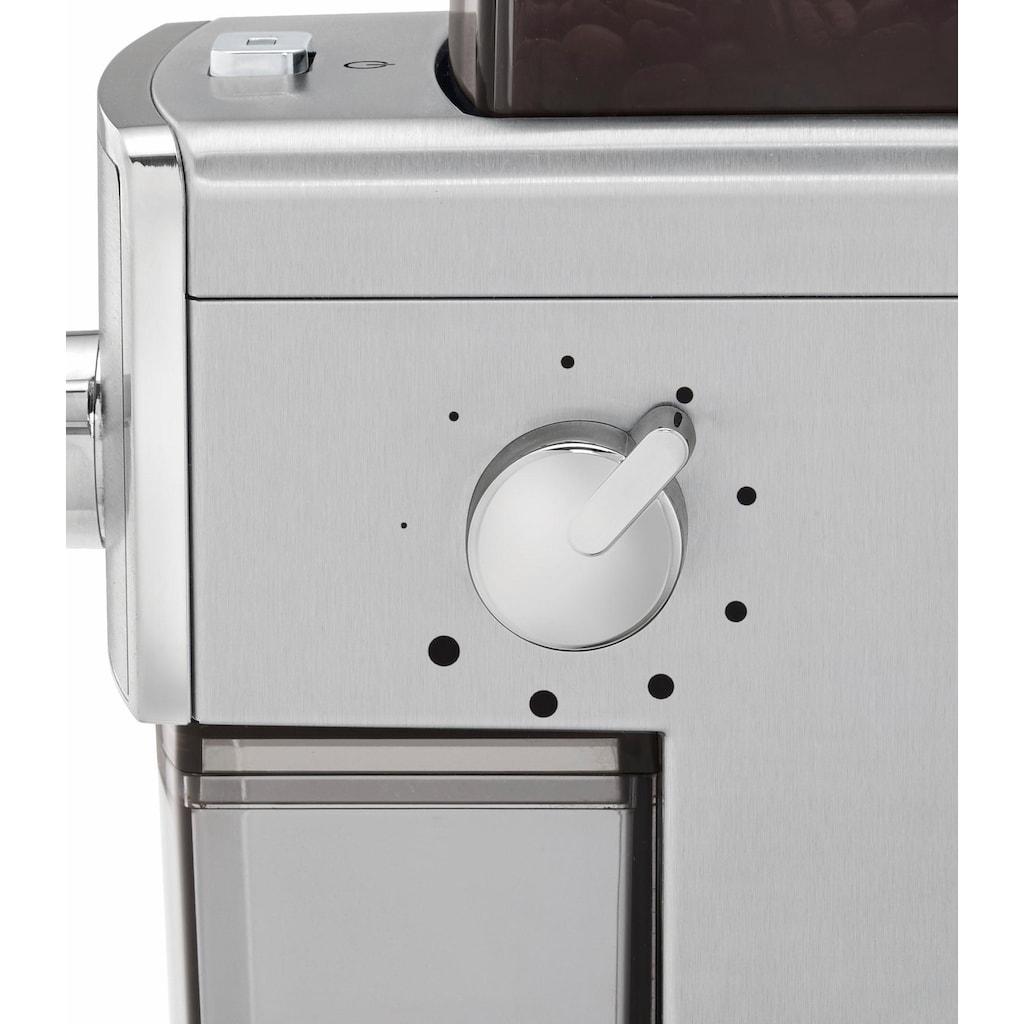 WMF Kaffeemühle »STELIO Edition«, 110 W, Scheibenmahlwerk, 180 g Bohnenbehälter
