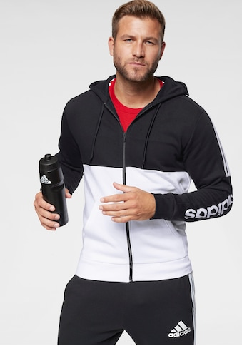 adidas Performance Kapuzensweatjacke »M ESS CB FULL ZIP« kaufen