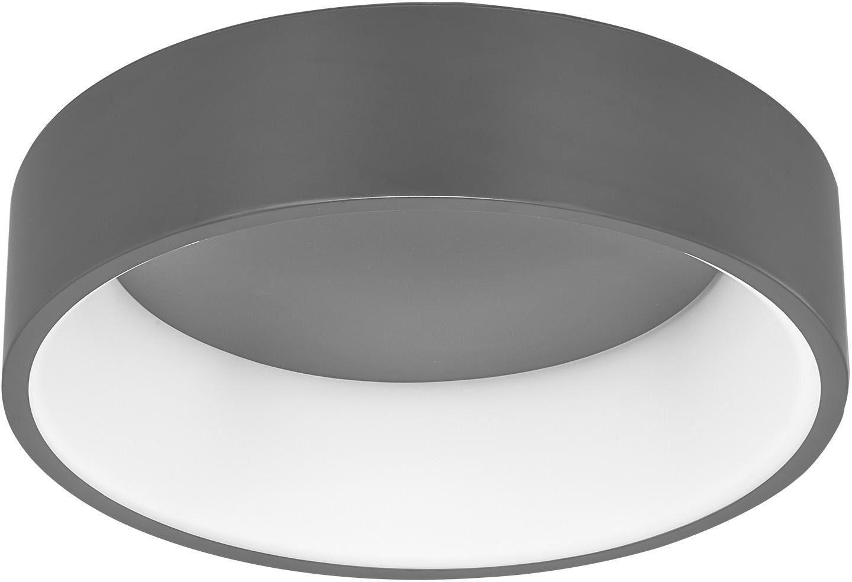 WOFI Deckenleuchte PURE, LED-Board, Warmweiß, Deckenlampe