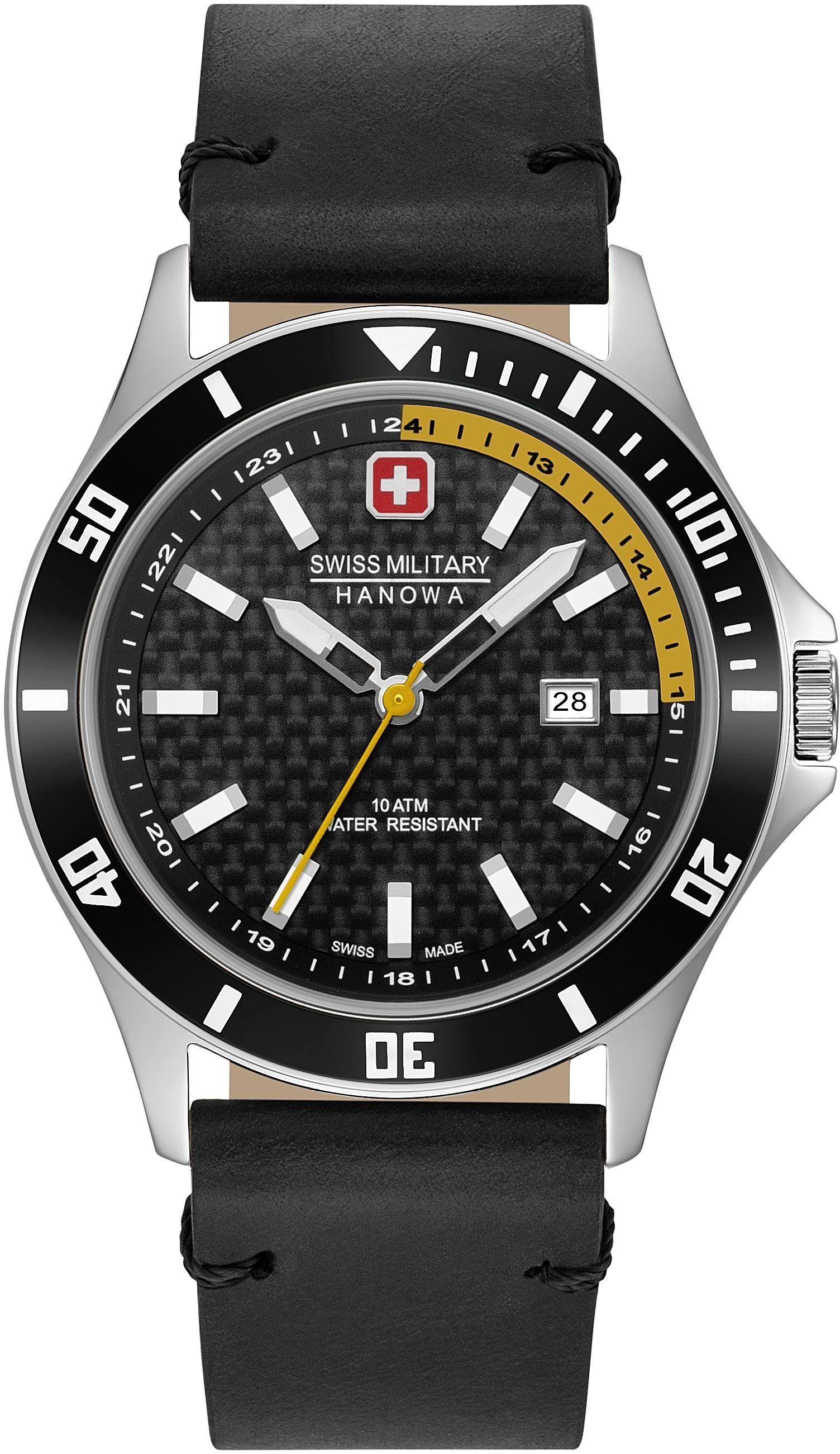 Swiss Military Hanowa Schweizer Uhr FLAGSHIP RACER 06-416120400720 | Uhren > Schweizer Uhren | Swiss Military Hanowa