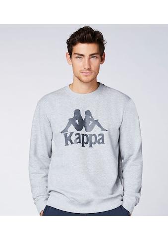 Kappa Sweatshirt »AUTHENTIC SERTUM«, mit angesagtem Rundhalsausschnitt<br /> kaufen