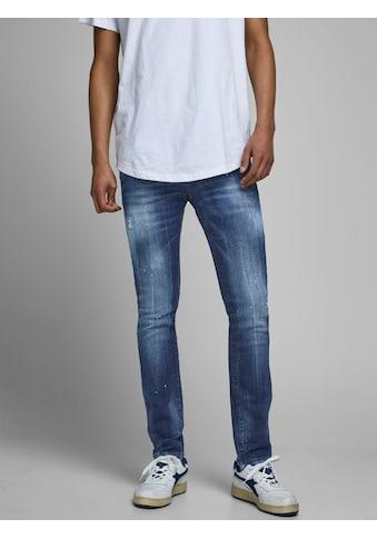 Jack & Jones Slim - fit - Jeans »GLENN FOX« kaufen