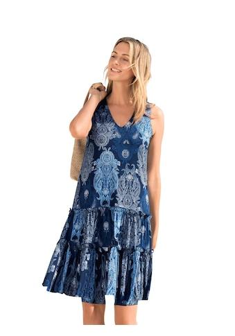 Classic Inspirationen Jersey - Kleid mit sommerlichem Druck kaufen