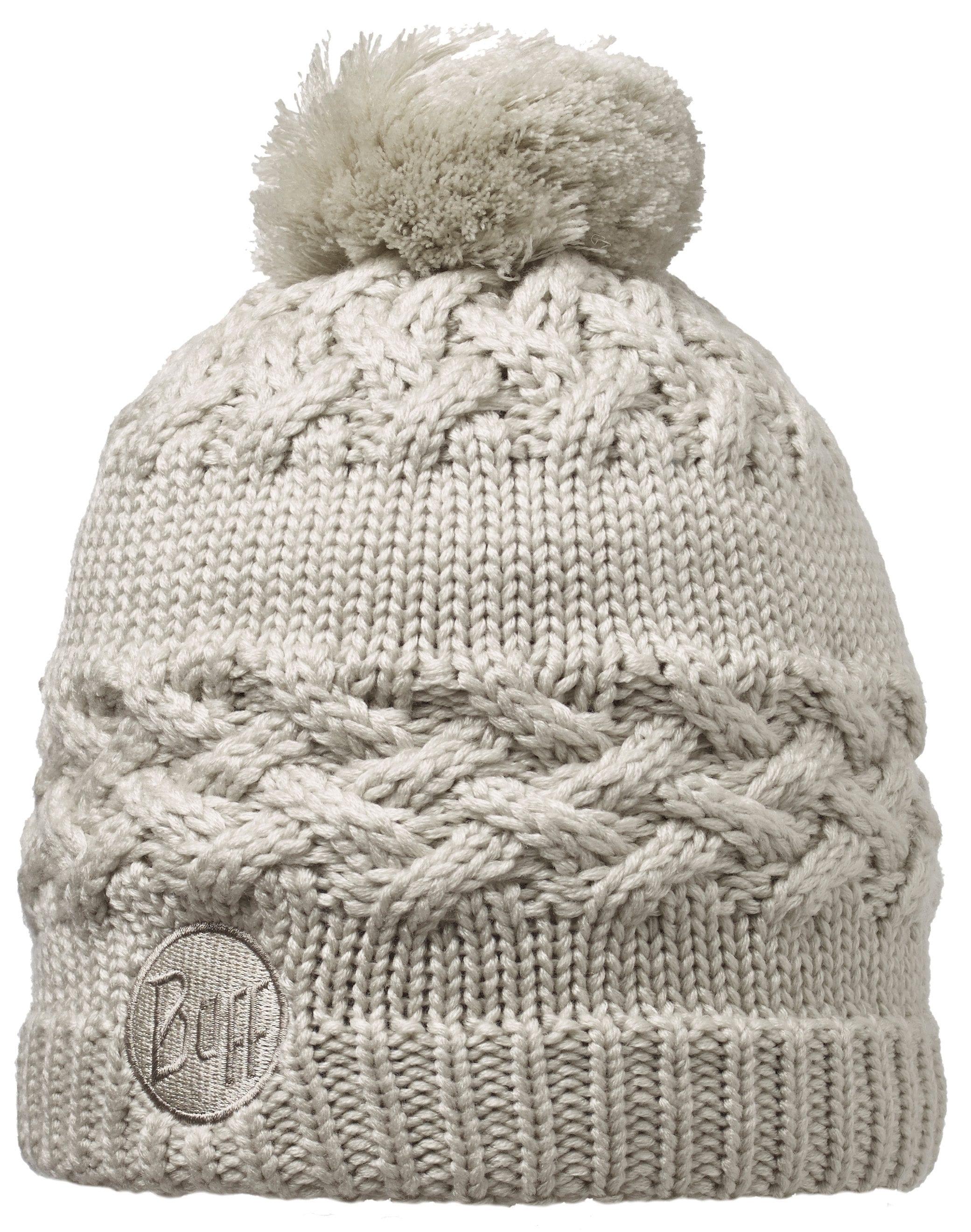 Buff Strickmütze Knitted Polar Hat Buff Damenmode/Schmuck & Accessoires/Accessoires/Mützen/Bommelmützen