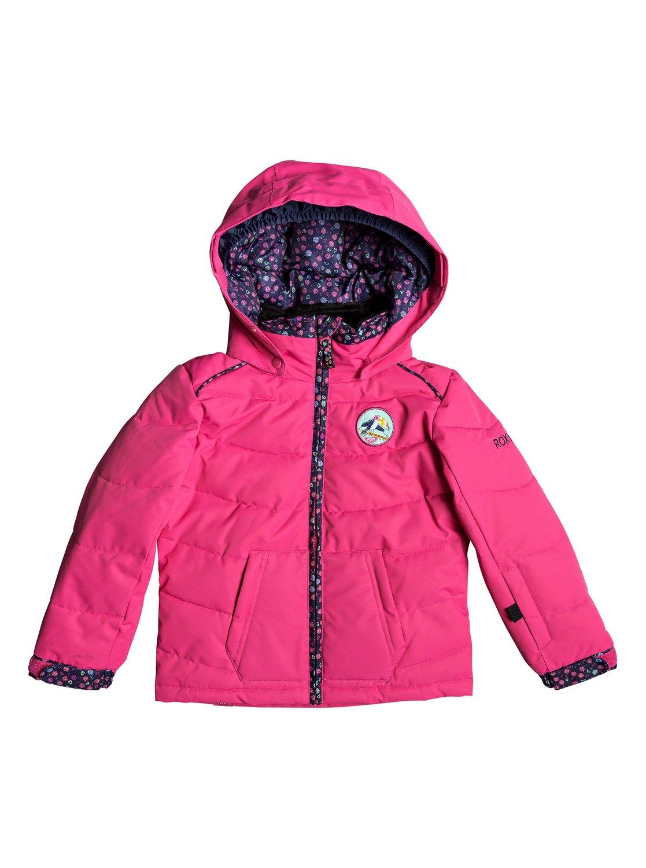 Roxy Snowboardjacke Anna | Sportbekleidung > Sportjacken > Snowboardjacken | Rosa | Roxy
