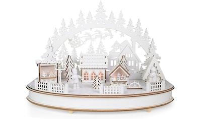 LED Dekolicht »Weihnachtsmarkt«, Neutralweiß kaufen