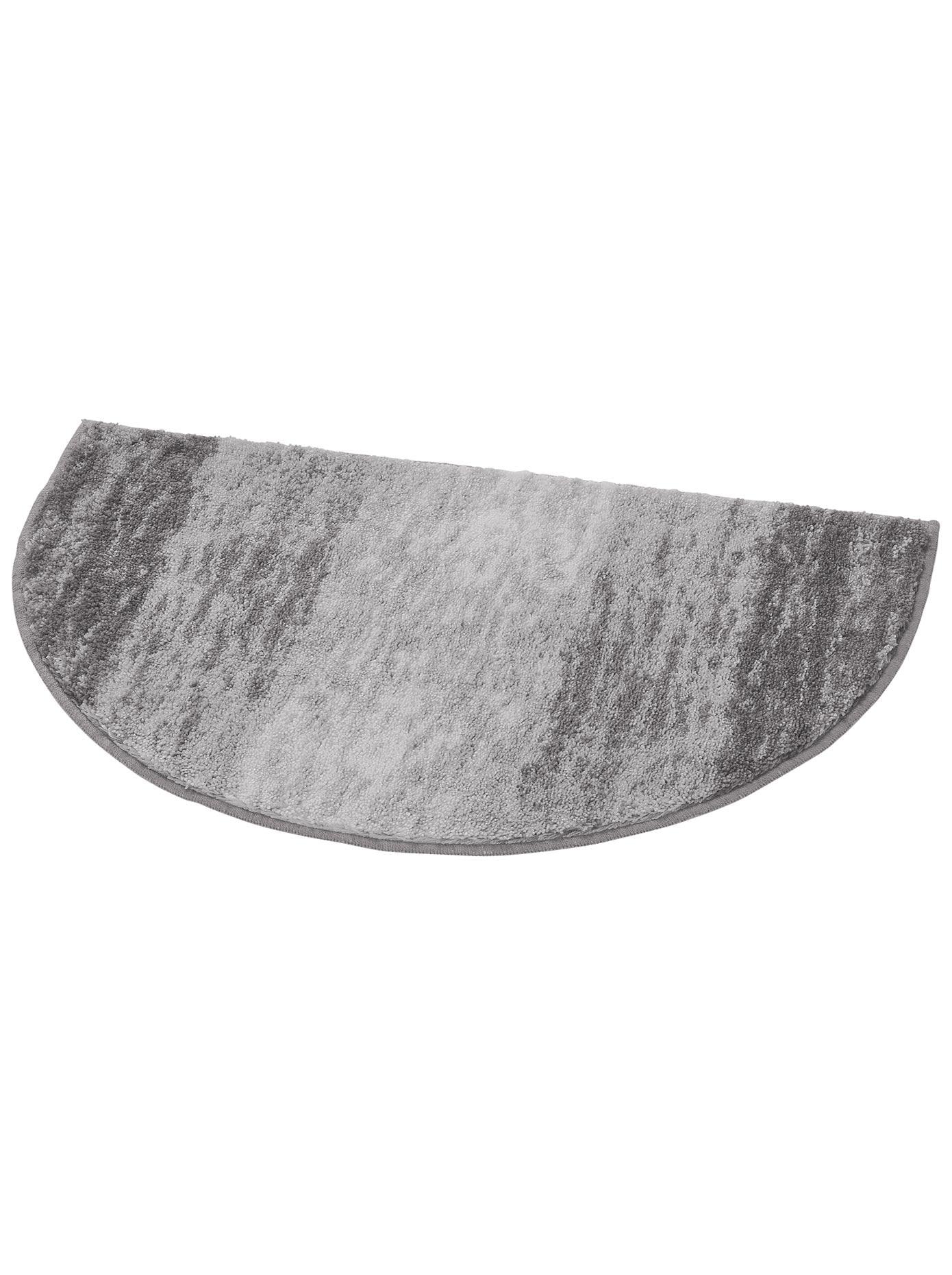 Grund Badematte, Höhe 18 mm grau Linien Badematten Badematte