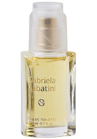 """Gabriela Sabatini Eau de Toilette """"Gabriela Sabatini"""" kaufen"""