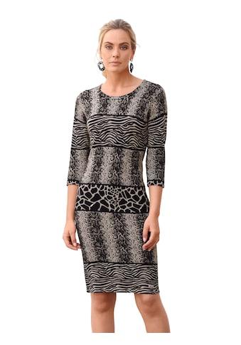 Amy Vermont Strickkleid, mit Animal-Muster kaufen