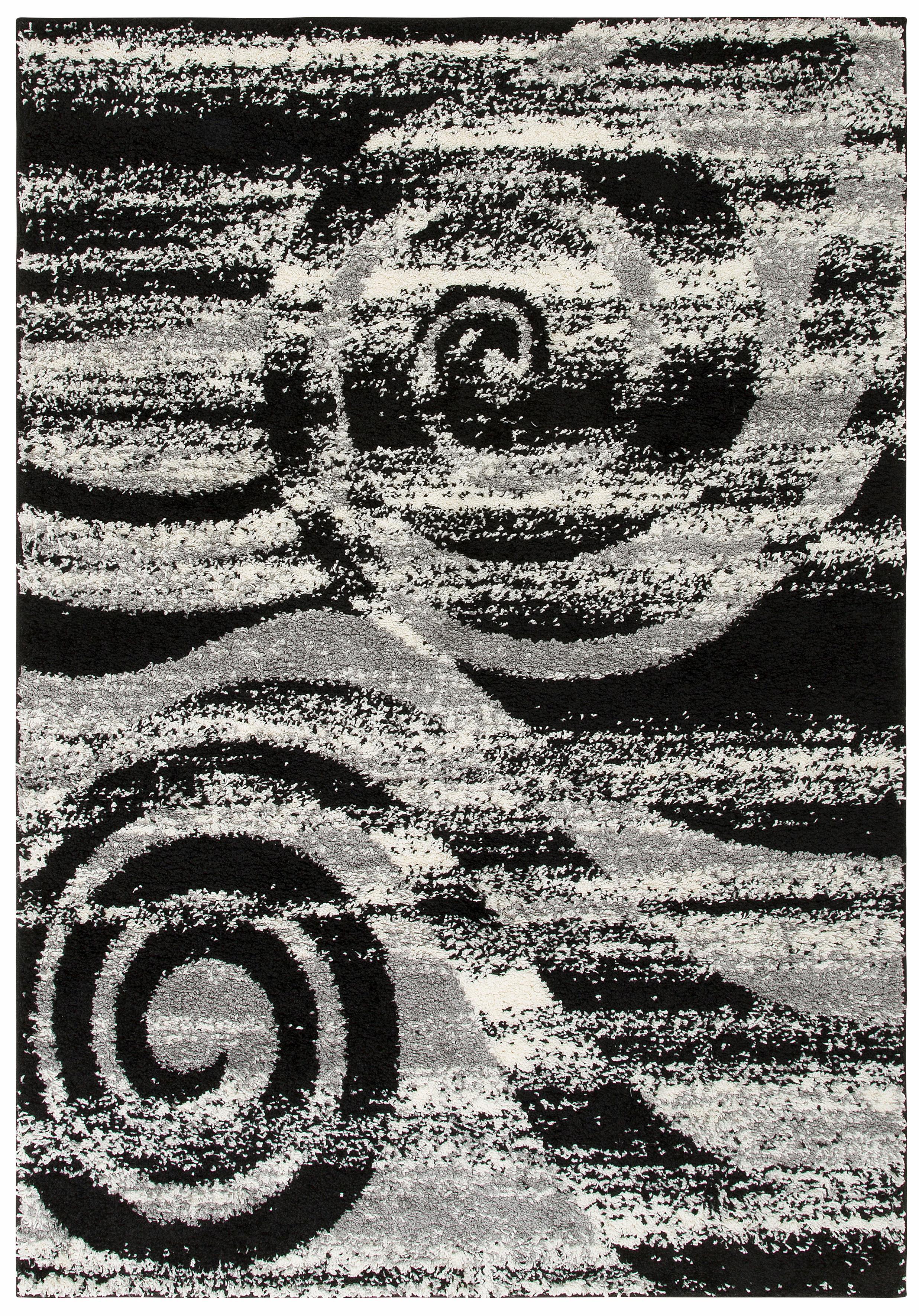 Hochflor-Teppich Belgin my home rechteckig Höhe 30 mm maschinell gewebt