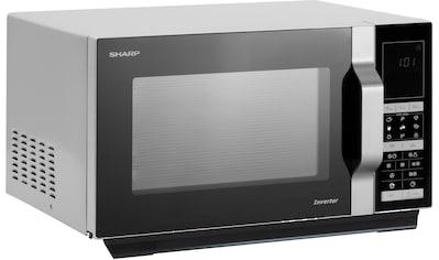 Sharp, Mikrowelle »R890S«, Mikrowelle Grill Heißluft kaufen