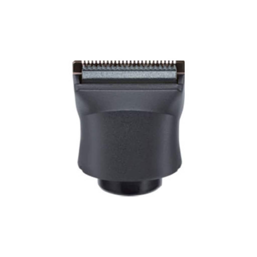 Remington Haar- und Bartschneider »Graphite Series PG 2000«, 5 Aufsätze, Multigroomer mit 2 Aufsteckköpfen